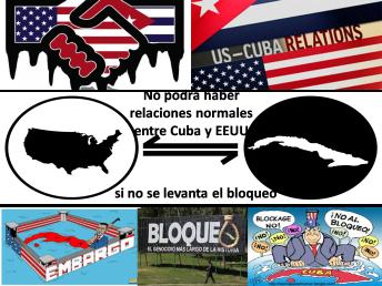 Resultado de imagen para Cuba bloqueo