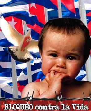 Resultado de imagen de bloqueo contra Cuba