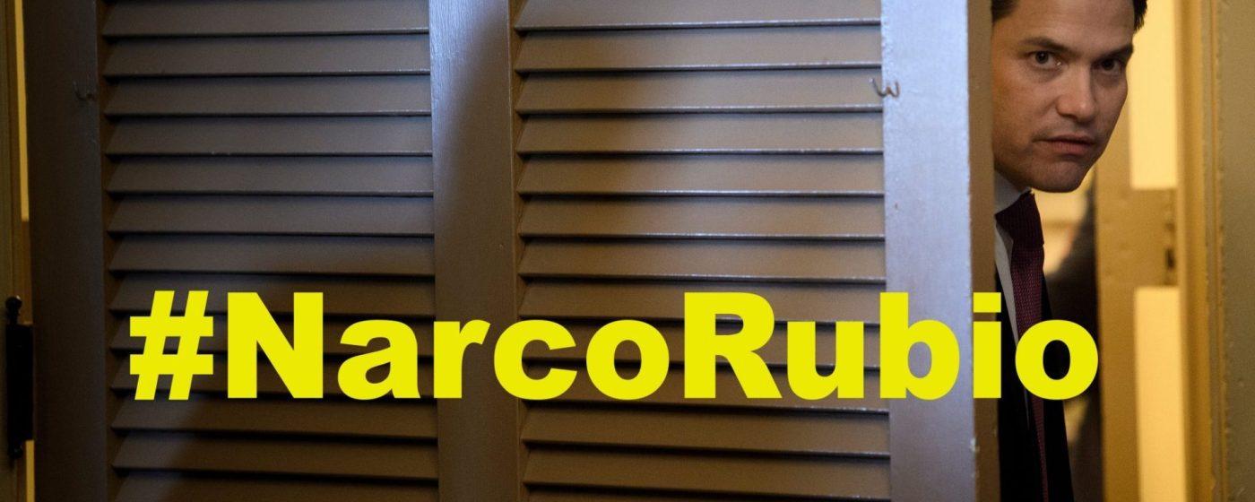 A Origem (Narco) De Marco Rubio: Brief File